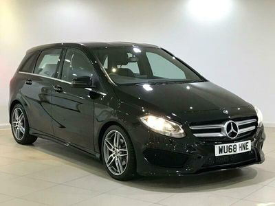 used Mercedes 200 B ClassAmg Line Auto 1.6 5dr