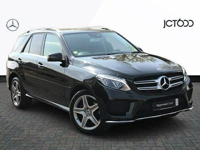 used Mercedes GLE250 4Matic AMG Line 5dr 9G-Tronic 2.2