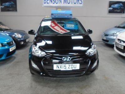 used Hyundai i20 Hatchback 1.2 Active 3d