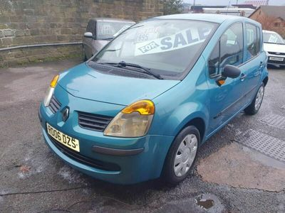 used Renault Modus 1.4 Expression 5dr [Euro 4], 2006 ( )
