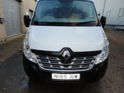 used Renault Master MM35 BUSINESS, 2015