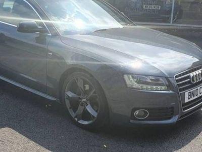used Audi A5 PETROL MANUAL COUPE 2 DOORS