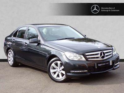 used Mercedes C200 C-ClassCdi Blueefficiency Executive Se 4Dr Auto