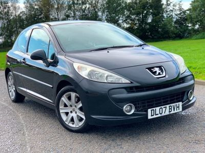 used Peugeot 207 1.6 HDi 90 Sport 3dr
