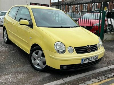 used VW Polo 1.9 TDI PD Sport 3dr