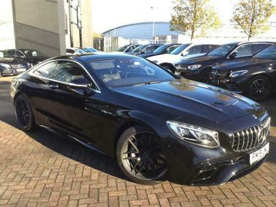 used Mercedes S63 AMG S CLASS AMG COUPE[612] 2dr Auto