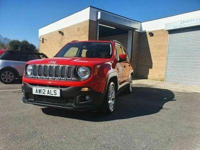 used Jeep Renegade 1.4 LONGITUDE 5d 138 BHP