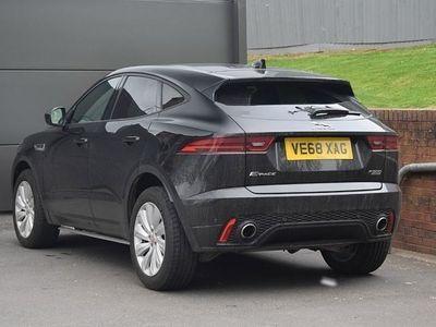 used Jaguar E-Pace 2.0 (300) R-Dynamic SE 5dr Auto Estate 2019