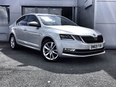 used Skoda Octavia 2.0 Tdi Cr Se L 5Dr Dsg [7 Speed]