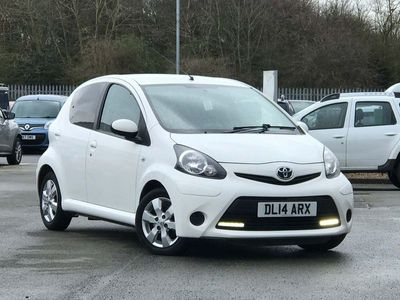 used Toyota Aygo 1.0 Vvt-I Move With Style 5Dr
