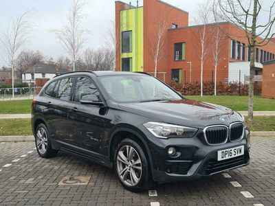 used BMW X1 SUV xDrive 20d Sport 5d Step Auto