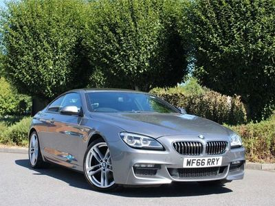 used BMW 640 6 Series d M Sport 2dr Auto