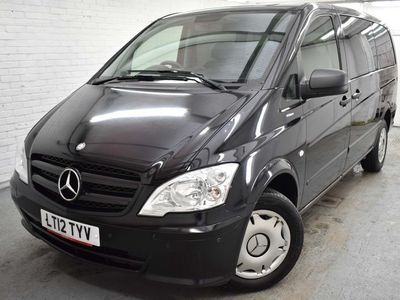 used Mercedes Vito 2.1 113CDI BlueEFFICIENCY Traveliner Compact Bus 5dr (EU5, 8 Seats)