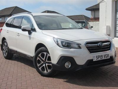 used Subaru Outback Lineartronic Auto Start-Stop SE 2.5 5dr