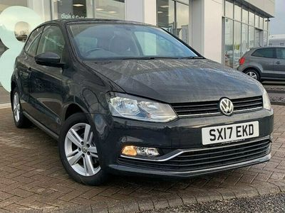 used VW Polo 1.0 90PS Match 3dr