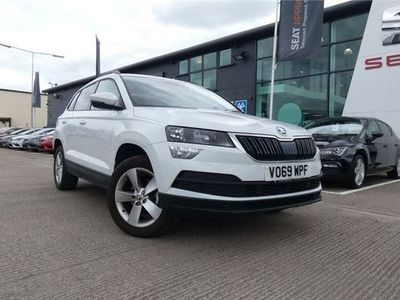 used Skoda Karoq SUV 1.5 TSI (150ps) SE ACT 5dr