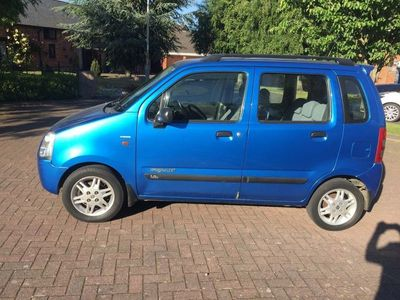 used Suzuki Wagon R 1.3 GL S-Limited (R+) 5dr