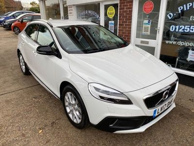 used Volvo V40 CC Cross Country 2.0 T3 Pro (s/s) 5dr