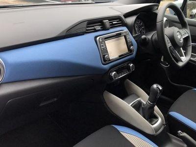 used Nissan Micra Micra 20180.9 IG-T N-Connecta 5dr [Exterior+ Pack] Hatchback 2018