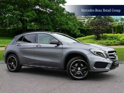 used Mercedes GLA250 4MATIC AMG LINE PREMIUM PLUS