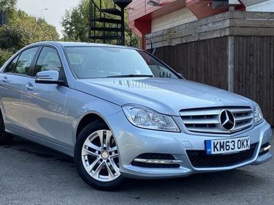 used Mercedes C180 C-ClassBlueEFFICIENCY Executive SE 4dr Auto