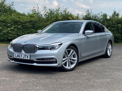 used BMW 740 7 SERIES e Exclusive 4dr Auto
