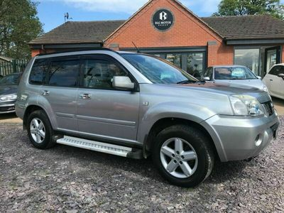 used Nissan X-Trail X TrailSE DCI
