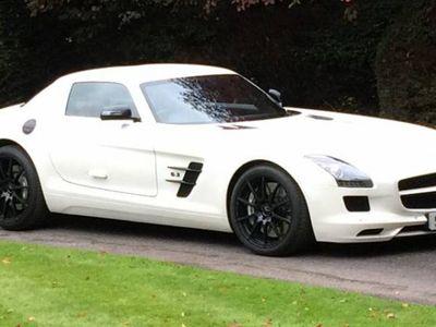 used Mercedes SLS AMG PETROL AUTOMATIC COUPE 2 DOORS