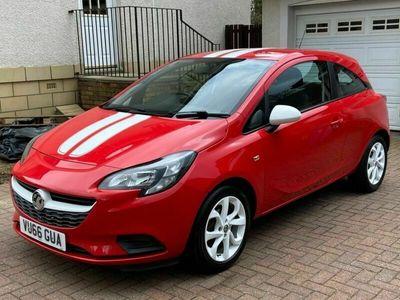 used Vauxhall Corsa 1.4i ecoFLEX Sting 3dr