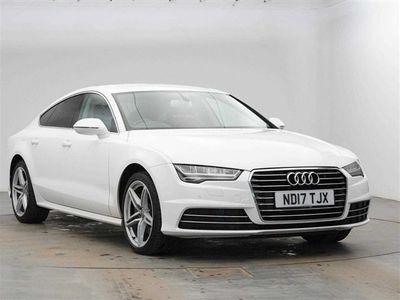 used Audi A7 Sportback 3.0 TDI ULTRA S LINE 5d 215 BHP Semi Auto