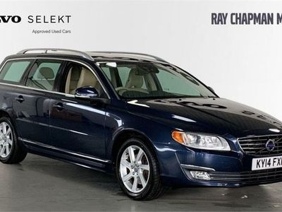 used Volvo V70 D5 SE Lux Auto (Winter & Driver Support Packs)