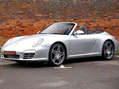 used Porsche 911 Carrera Cabriolet 911 997 Gen. II 2S - Rare Colour Combination - New Reduced Price