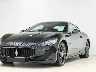 used Maserati Granturismo V8 Sport 2dr MC Shift Coupe 2013