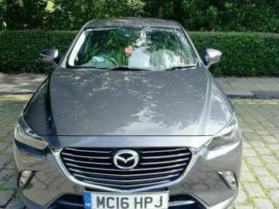 used Mazda CX-3 1.5 SKYACTIV-D Sport Nav (s/s) 5dr