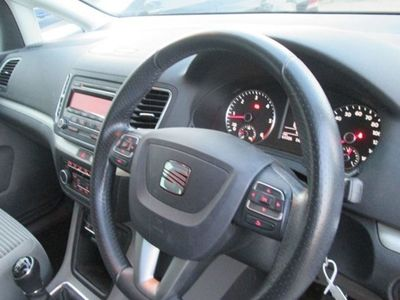 used Seat Alhambra Estate 2.0 TDI CR SE 5d