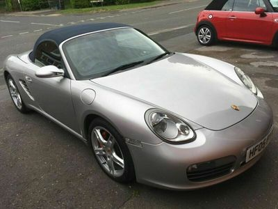 used Porsche Boxster 3.2 987 S Tiptronic S 2dr