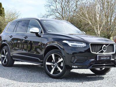 used Volvo XC90 2.0 D5 PowerPulse R-Design Auto 4WD (s/s) 5dr
