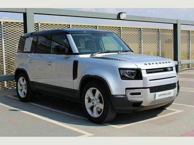 used Land Rover Defender NewD240 First Edition 110 2.0 5dr
