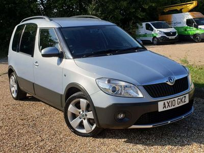 used Skoda Roomster 1.2 TSI Scout Auto Seq 5dr