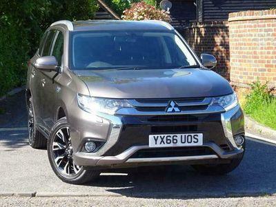 used Mitsubishi Outlander 2.0 PHEV GX3h+ 5dr Auto