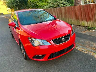 used Seat Ibiza Sport Coupe 1.2 TSI I TECH 3d