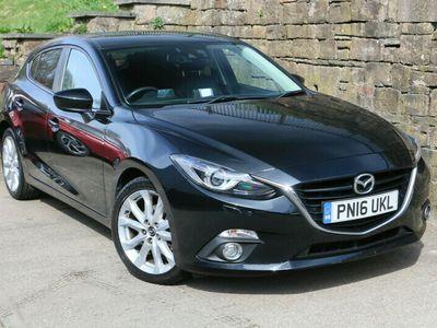 used Mazda 3 2.0 Sport Nav 5dr [Leather]