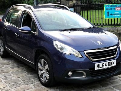 used Peugeot 2008 1.4 HDi Active 5dr *LOW MILES*MUST SEE*