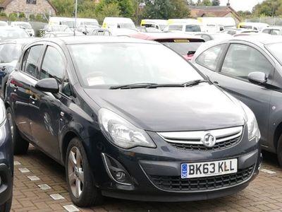 used Vauxhall Corsa 1.2 SXi 5dr [AC]