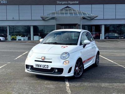 used Abarth 500 1.4 16V T-Jet 140 3Dr Auto