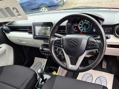 used Suzuki Ignis SUV 1.2 Dualjet SZ5 AGS auto 5d