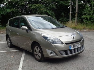used Renault Grand Scénic GRAND DYNAMIQUE TOMTOM DCI EDC 1.5 5dr