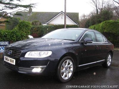 used Volvo S80 2.4 D5 SE Lux Geartronic 4dr