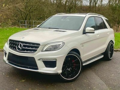 used Mercedes ML63 AMG M Class 5.5AMG 5dr