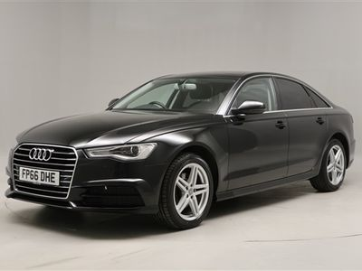 used Audi A6 2.0 TDI Ultra SE Executive 4dr S Tronic For Sale Reg:FP66 DHE